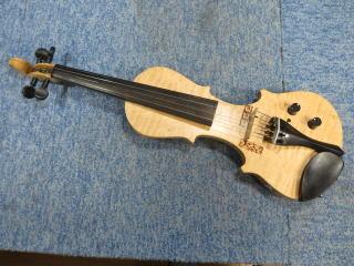 エレキバイオリン、配線、リペア、修理、ピックアップ