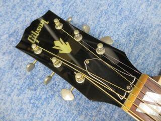 Gibson Southern Jumbo、ナインス、リペア、杉並、メンテナンス