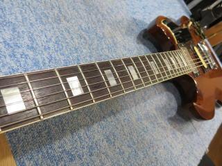 Gibson SG、ナインス、リペア、修理、メンテナンス、杉並、高円寺、ギブソン、ネック