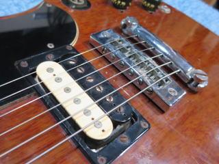 Gibson SG、ナインス、リペア、修理、メンテナンス、杉並、高円寺、ギブソン、ピックアップ