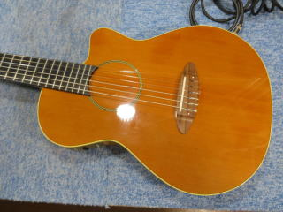 Carruthers Guitars、エレガット、リペア、修理、ナインス、杉並、
