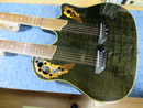 Ovation Celebrity ダブルネック CSD215-5EY