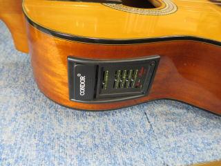 クラシックギター、エレガット、リペア、修理、ナインス、杉並、ピックアップ