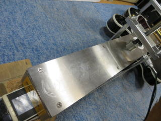 Gibson Memphis ES-355w/Bigsby、ナインス、リペア、杉並、修理、ネックアイロン