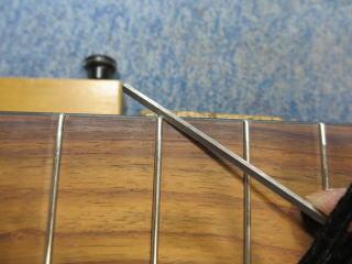 クラシックギター、エレガット、リペア、修理、ナインス、杉並、フレットサイド
