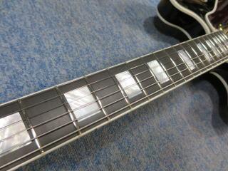 Gibson Memphis ES-355w/Bigsby、ナインス、リペア、杉並、修理、ネック、フレット