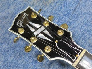 Gibson ES Les Paul、ネック折れ、リペア、ナインス、杉並、修理、ギブソン、ナット