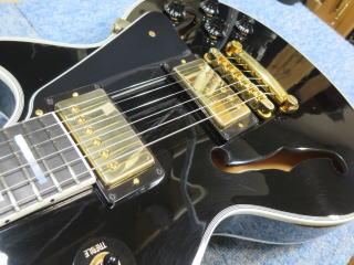 Gibson ES Les Paul、ネック折れ、リペア、ナインス、杉並、修理、ギブソン、メンテナンス