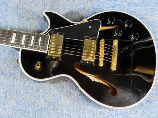 Gibson ES Les Paul、ネック折れ、リペア、ナインス、杉並、修理、ギブソン