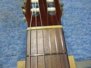 クラシックギター、エレガット、リペア、修理、ナインス、杉並、ナット交換