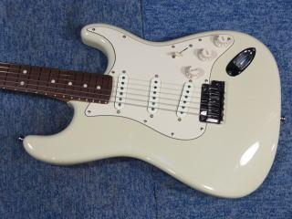 Fender Jeff Beck Stratocaster、ナインス、リペア、杉並、ジェフベックモデル