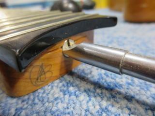 Carruthers Guitars、エレガット、リペア、修理、ナインス、杉並、トラスロッド