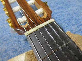 Carruthers Guitars、エレガット、リペア、修理、ナインス、杉並、ナット