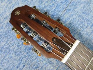 サイレントギター、修理、リペア、ナインス、NINTH、杉並、ナット