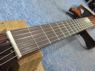 サイレントギター、修理、リペア、ナインス、NINTH、杉並、トラスロッド