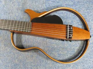 サイレントギター、修理、リペア、ナインス、NINTH、杉並