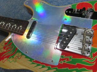 Fender Jimmy Page Telecaster、ナインス、修理、リペア、杉並、高円寺、ジミーペイジ、メンテナンス