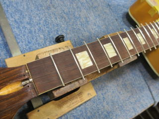 Harmony H65、ナインス、リペア、修理、杉並、ビザール、リフレット