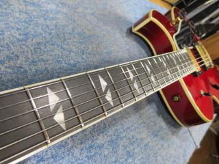 Gibson ES-137 Custom、修理、ナインス、東京、杉並、高円寺、リペア、メンテナンス
