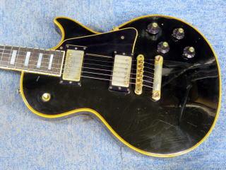 Gibson Les Paul Custom、ナインス、修理、リペア、杉並、高円寺