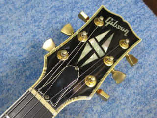 Gibson ES-137 Custom、修理、ナインス、東京、杉並、高円寺、リペア、ナット