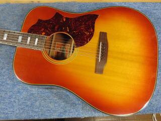 Gibson SJ DELUXE、修理、ナインス、杉並、高円寺、リペア