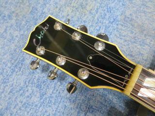 Chaki W-3、修理、ナインス、杉並、東京、リペア、茶木、ピックギター