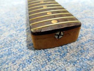 Fender Duo Sonic、ナインス、修理、リペア、杉並、トラスロッド