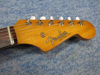 Fender Duo Sonic、ナインス、修理、リペア、杉並、ミュージックマスター