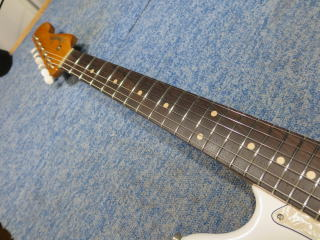 Fender Duo Sonic、ナインス、修理、リペア、杉並、リフレット
