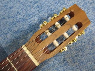 La Patrie Etude Guitar、修理、ナインス、杉並、東京、リペア、ナット
