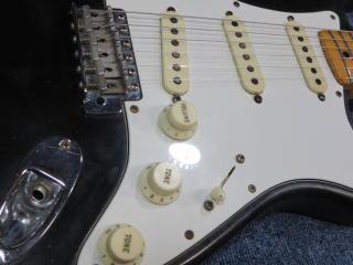 Stratocaster、修理、ナインス、ninth、杉並、、東京、リペア、ポット交換