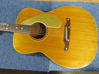 Fender Malibu、修理、ナインス、東京、リペア、ヴィンテージ、アコースティックギター