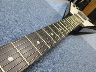 Gibson Flying V、修理、ナインス、東京、杉並、リペア、メンテナンス、ネック