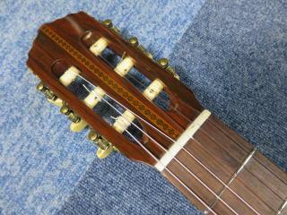 信濃クラシックギター、修理、リペア、ナインス、杉並、東京、弦高