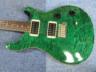 PRS Custom 24 Rosewood Neck、修理、ナインス、東京、リペア、メンテナンス