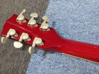 ギブソンES-335、ネック折れ、修理、ナインス、東京、リペア、GIBSON
