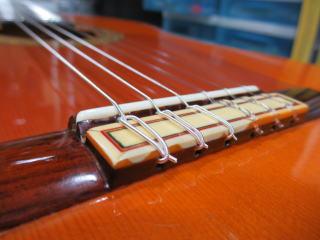 コンデ・エルマノス、修理、ナインス、東京、クラシックギター、リペア、弦高