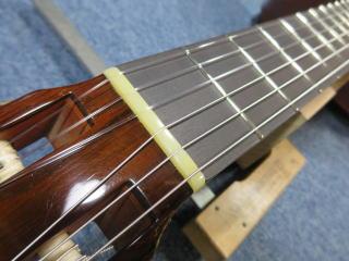 コンデ・エルマノス、修理、ナインス、東京、クラシックギター、リペア、フラメンコギター、メンテナンス