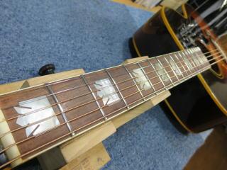 Gibson J-200、ネック折れ、修理、ナインス、東京、リペア、ギブソン、メンテナンス