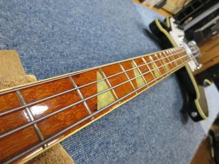 リッケンバッカー 4001、ベース、修理、ナインス、杉並、東京、リペア、弦高