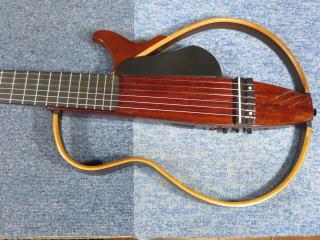 サイレントギター、修理、メンテナンス、弦高、ナインス、
