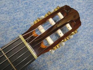 New World Guitars、クラシック、修理、ナインス、杉並、東京、ナイロン弦、ナット
