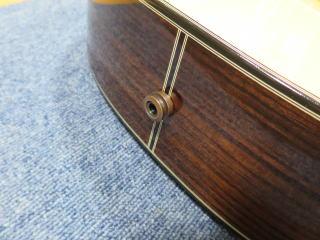 クラシックギター、ピックアップ、ナインス、杉並、東京、リペア、修理、取り付け、L.R.Baggs