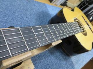 New World Guitars、クラシック、修理、ナインス、杉並、東京、ナイロン弦