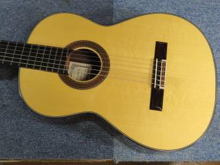 小平、クラシックギター、ピックアップ、ナインス、杉並、東京、リペア、修理、取り付け、L.R.Baggs