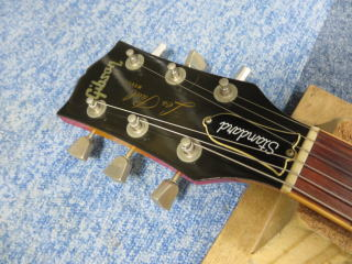 Gibson Les Paul、70年代、修理、ナインス、東京、リペア、レスポール