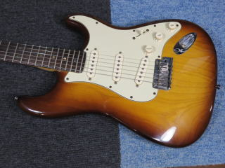 Fender American Deluxe Stratocaster、修理、ナインス、杉並、東京、リペア、メンテナンス