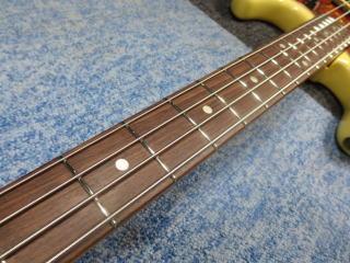 Fender Jazz Bass、修理、杉並、高円寺、東京、リペア、ナインス、フレット