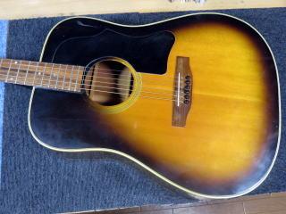 Gibson J-45/50、修理、杉並、東京、ナインス、高円寺、リペア、メンテナンス